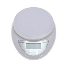 Кухонные электронные весы до 5 кг